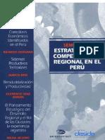 Estrategias Competitidad Regional