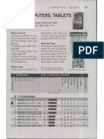 Consumer Reports Buying Guide 2012 - Computer Tablets