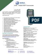 Portable HART Komunikator YHC4150X