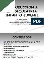 Clase v Infanto-juvenil