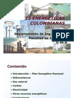 Recursos energéticos colombianos
