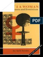 Bell Hooks Feminist Theory From Margin To Center Chapters   Aint I A Woman  Bell Hooks