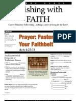 Faith 2 Acts 4-23-31 Handout 071512