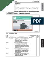 Troubleshooting Olivetti D-color Mf220_mf280_mf360