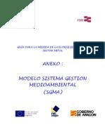 Modelos de Un Sistema de Gestión Medio Ambiental (SGMA)