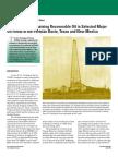 West Texas Oil-Permian Basin USGS
