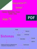 Sistemas Maddalena Taddei