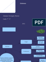 Sistemas Davenport