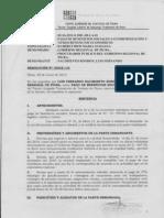 Exp 01116-2010 Pago de Beneficios - Indemnizacion de Lusi Fernando Nacimiento Rondon