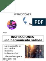 Herramientas de Gestión de Seguridad Inspecciones