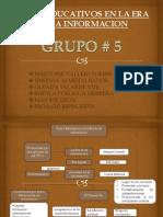 Mapa Conceptual GRUPO#5