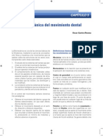 Biomecanica Del Movimiento Dental
