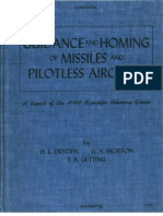 AAF SCIENTIFIC ADVISORY GROUP Guidance & Homing of Missiles & Pilotless Acft_VKarman_V9