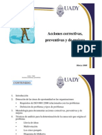 Formatos Para Documentar Acciones Correctivas