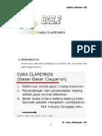 Bab 2 Clapeyron
