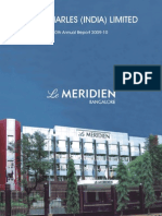 Annual Report Le Meridien