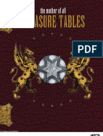 Treasure Tables