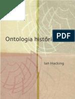 Hacking, Ian - Ontologia Histórica