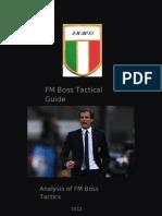 Fm Boss Tactics Book