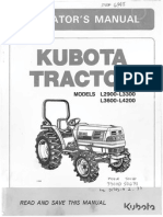 kubota L2900, L3300, L3600, L4200 owners manual.pdf on