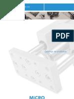 Catalogo Completo de Automación Micromecanica