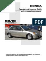 Honda ERG Civic Hybrid