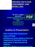 Flood Risk Assessment and Modelling a K Lohani