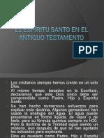 Ppp El Espc3adritu Santo en El Antiguo Testamento