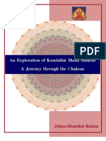 An Exploration of Kundalini Maha Shakthi – A Journey through the Chakras By Bulusu Udaya Bhaaskar