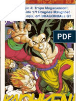 3D&T Turbo ~ Dragon Ball GT