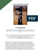massignon essay on the origin of the technical language of islamic louis massignon the gnostic cultus of fatima in shi ite islam