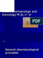 1st-Ocular Pharmacology and Toxicology -M.sc1styr