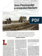 ARMATA ROMANA PE FRONTUL DE EST - Cucerirea Peninsulei Kerci si a orasului Harkov - 1942
