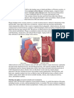 Coronary Artery Disease- NCPs