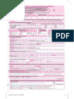HDFC Long Term Advantage Fund_Application Form