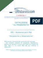 002 - Accesorios Para iPad - Cargadores y Adaptadores - UT