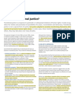 ICTJ Global Transitional Justice 2009 English