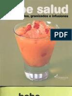 [Libro] Zumos, Batidos, Granizados e Infusiones-Bebe Salud