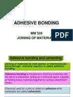 Adhesive Bonding 2