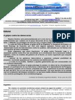 Boletin Nº 28 de la Comisión Exiliados Argentinos en Madrid-CEAM