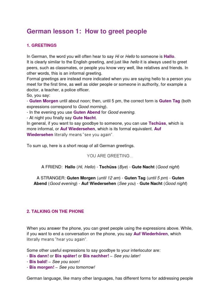 German lesson 1 languages symbols m4hsunfo
