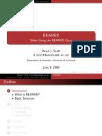 Latex Beamer Guide