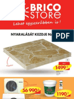 akciosujsag.hu - Brico Store, 2012.06.27-07.22