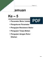 Pengukuran Parameter