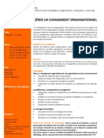080911 Formation Gestion Changment