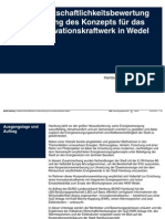 LBD Beurteilung GuD HKW Wedel 20120329