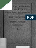 1927_Th Hoepfner_ Het Voorkomen Van Stotteren_ Vert Branco Van Dantzig
