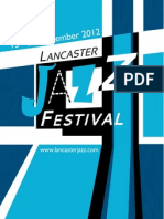 LJF 2012 Programme