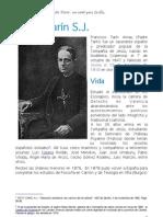 Francisco Tarín S.J.