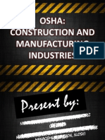 OSHA Perusahaan & Pembinaan